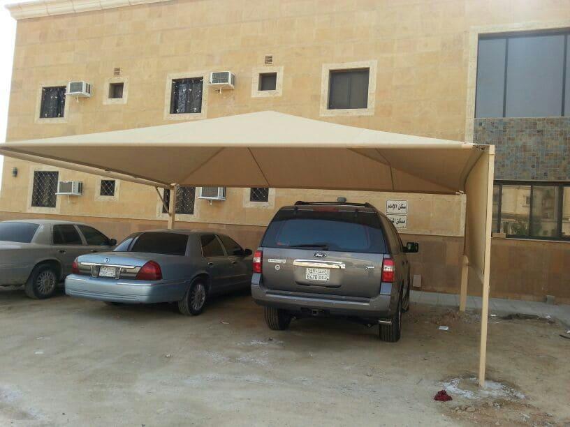 تركيب مظلات سيارات| صور مظلات خارجية للسيارات