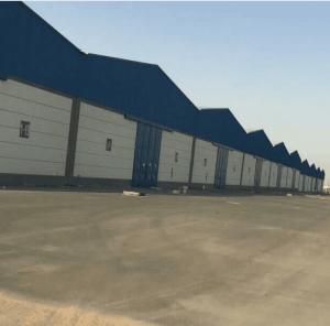مقاول بناء وتركيب الهناجر