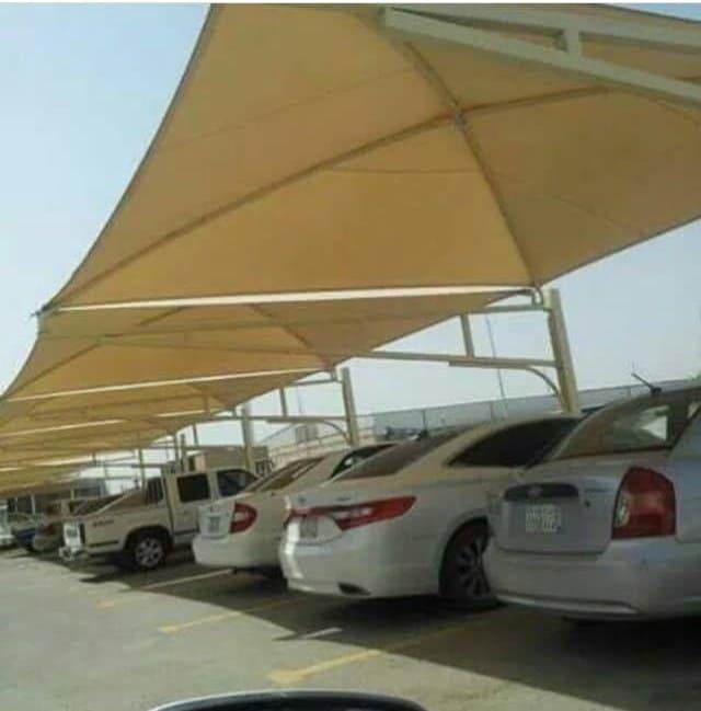 تركيب افضل مظلات سيارات في الطائف -0503142292